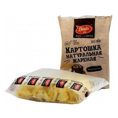 Картошка жареная Бруто Крафт с солью