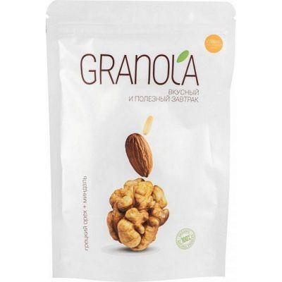 Гранола Nutsbee Грецкий орех + миндаль