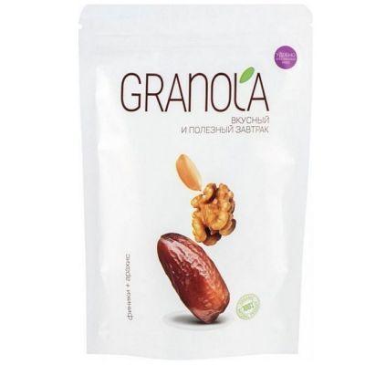 Гранола Nutsbee Финики + арахис