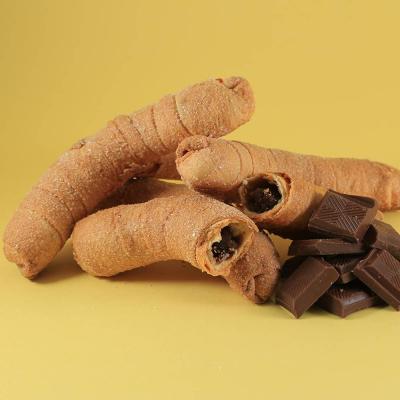 Рогалики Вижер с начинкой со вкусом шоколода