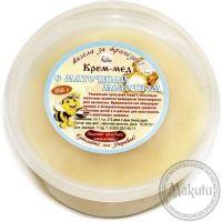 Крем-мед Дивеевская Здравница с маточным молочком
