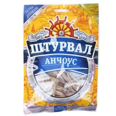 Анчоус солено-сушеный Штурвал