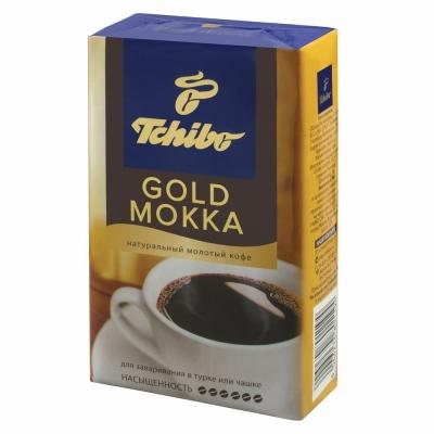 Кофе Чибо Gold  Мокка молотый