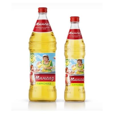 Напиток 'Министерство Газировки' Лимонад ст.