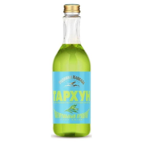 Напиток Родники Кавказа Тархун газированный ст.