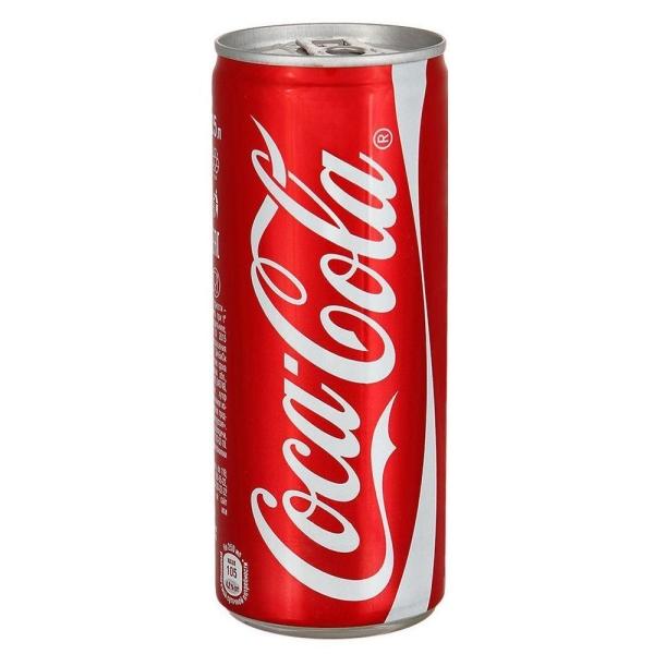 Напиток Кока-Кола ж/б