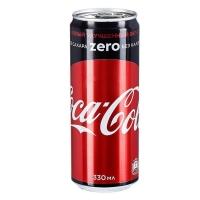 Напиток Кока-Кола Зеро ж/б
