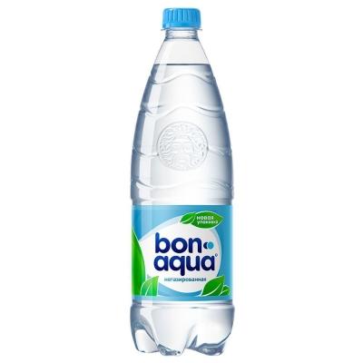 Вода БонАква негазированная ПЭТ
