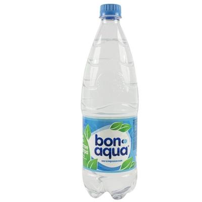 Вода БонАква негазированнаяПЭТ