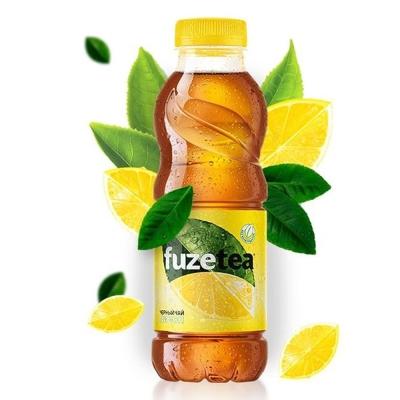 Чай Холодный Фьюз Лимон ПЭТ