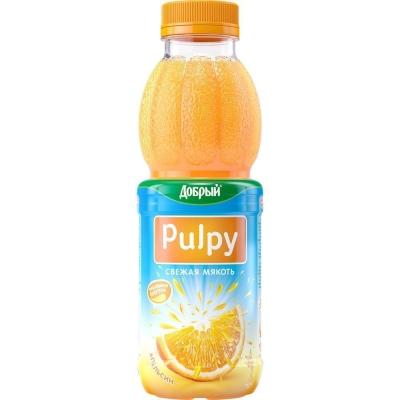 Напиток 'Палпи' апельсин