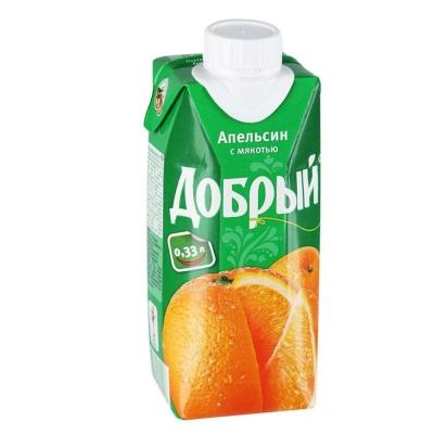 Нектар 'Добрый' апельсин