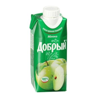 Сок 'Добрый' яблоко