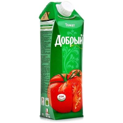 Сок 'Добрый' томат