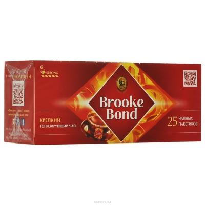 Чай Брук Бонд 25 пак.