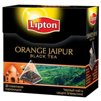 Чай Липтон Orange Jaipur 20 пир.