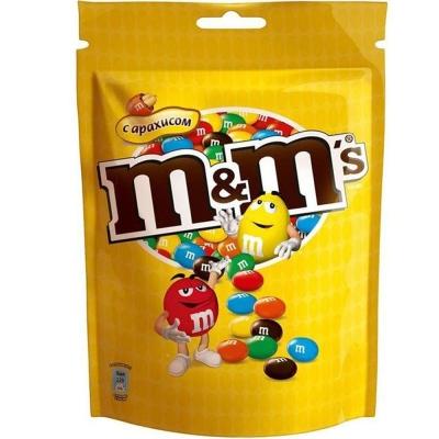 Драже M&M's арахис