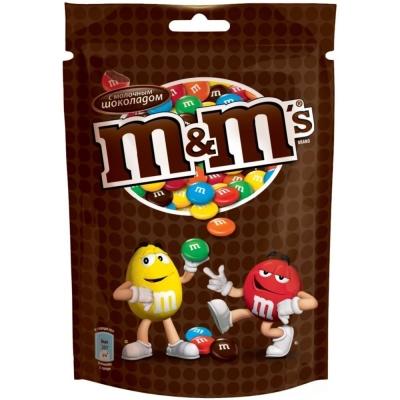 Драже M&M's шоколад