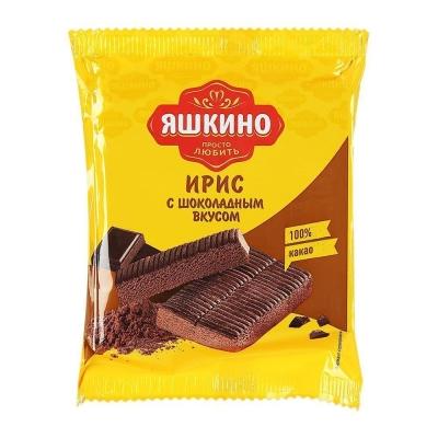 Ирис тираженный Яшкино с шоколадным вкусом