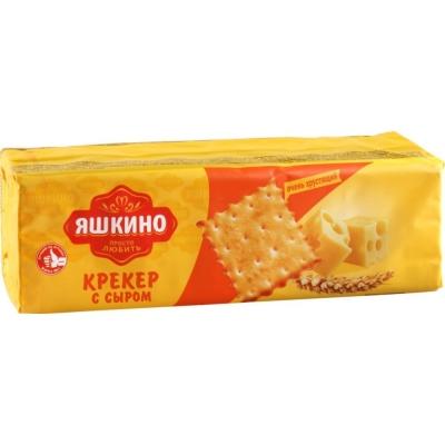 Крекер Яшкино с сыром