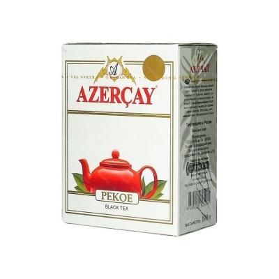 Чай Азерчай черный байховый Пекое