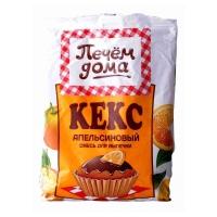 Смесь для выпечки Печем дома Кекс Апельсиновый