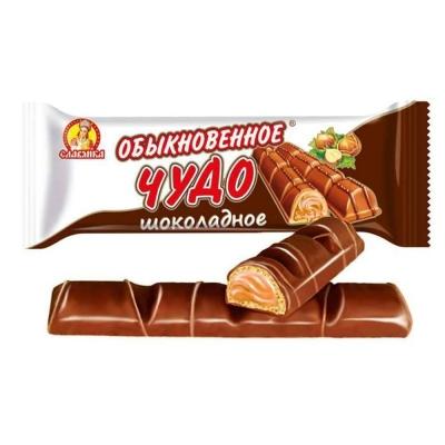 Конфеты 'Обыкновенное чудо' шоколадное