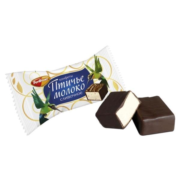 Конфеты Воронежская КФ Птичье молоко со сливочным вкусом