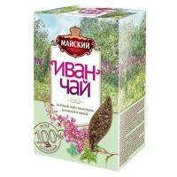Чайный напиток Майский Иван-чай с зеленым чаем мелиссой и мятой листовой