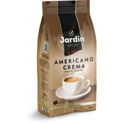 Кофе Jardin Американо Крема зерно