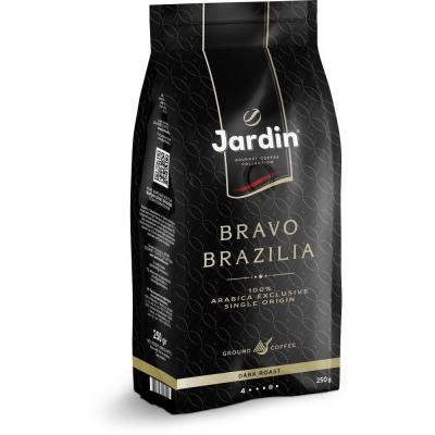 Кофе Jardin Браво Бразилия молотый