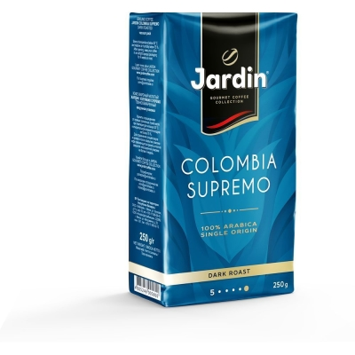 Кофе Jardin Колумбия Супремо молотый