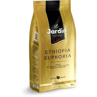 Кофе Jardin Эфиопия Эйфория зерно