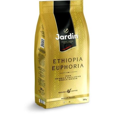 Кофе Jardin Эфиопия Эйфория молотый