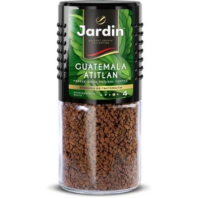 Кофе Jardin Гватемала Атитлан растворимый стекло
