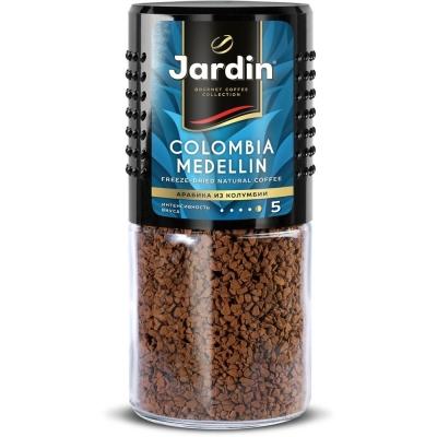 Кофе Jardin Колумбия Меделлин растворимый стекло