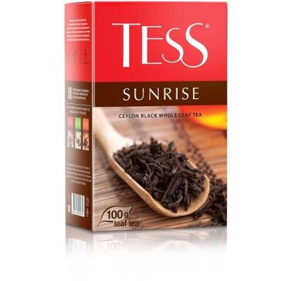 Чай Tess Санрайз листовой