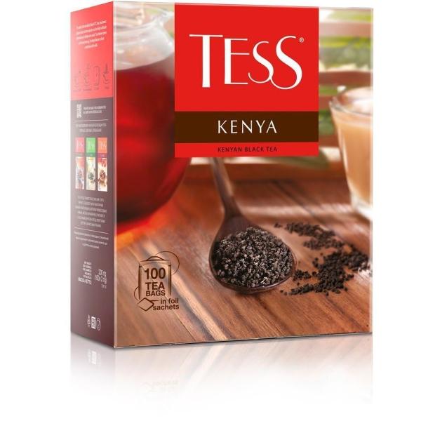 Чай Tess Кения 100 пак.