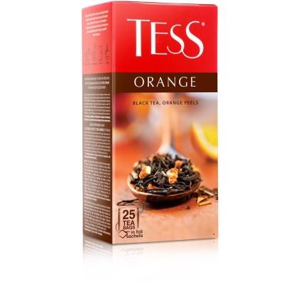 Чай Tess Оранж 25 пак.