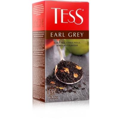 Чай Tess Эрл Грей 25 пак.