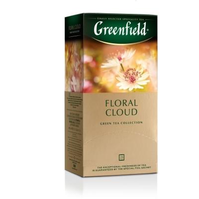 Чай Гринфилд Флорал Клауд 25 пак.