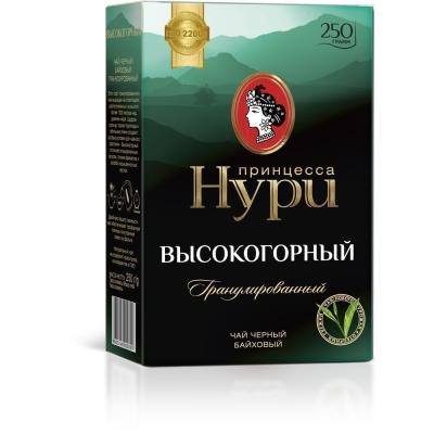 Чай Принцесса Нури высокогорный гранулированный
