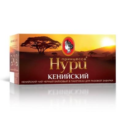 Чай Принцесса Нури Кенийский 25 пак. с/яр