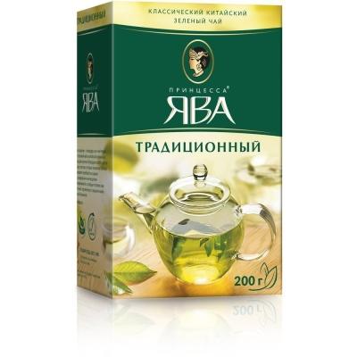 Чай Принцесса Ява Традиционный зеленый