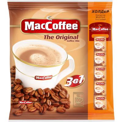 Кофе Мак кофе 3 в 1 оригинал