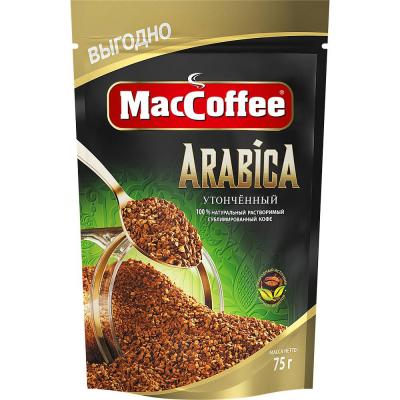Кофе MacCoffee Arabica м/уп