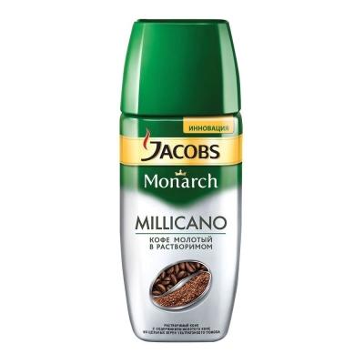 Кофе Якобс Монарх Millicano стекло