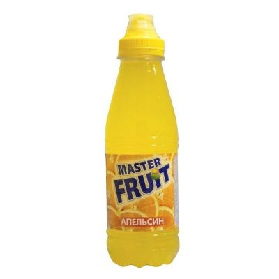 Напиток Мастер фрут вкус Апельсина негазированный сокосодержащий Спорт