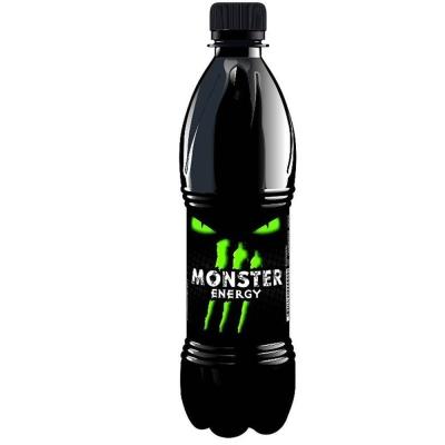 Напиток энергетический Зеленый  Монстр Тропический ПЭТ