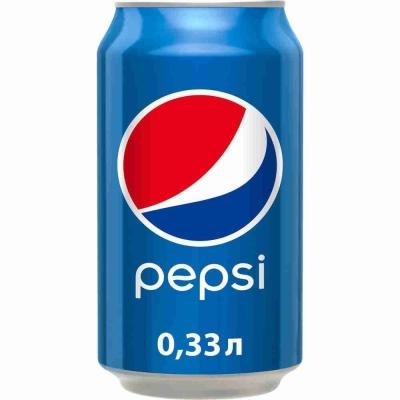 Напиток Пепси-кола ж/б